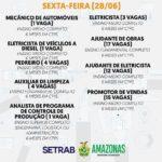 70 VAGAS DE EMPREGO PARA HOJE FAÇA SEU CADASTRO  GRATUITO!