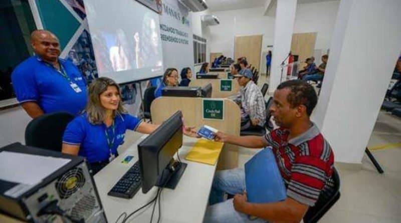 Postos Sine Manaus oferecem 39 vagas de emprego nesta quarta-feira (26) Faça seu cadastro gratuito