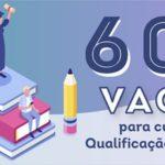Prefeitura lança edital para oferta de 600 vagas gratuitas de cursos profissionalizantes