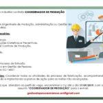 Fábrica do pólo industrial de Manaus está selecionando profissionais para atuar no setor de PRODUÇÃO - Confira