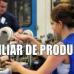 Atuante no Segmento de Metal Mecânico empresa contrata candidatos(as) para sua área produtiva – Auxiliar de Produção!
