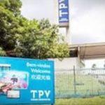 TPV Indústria Abre Vagas Para: AUXILIAR DE PRODUÇÃO