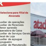Hiperatacado ATACK Seleciona para seu BANCO DE TALENTOS