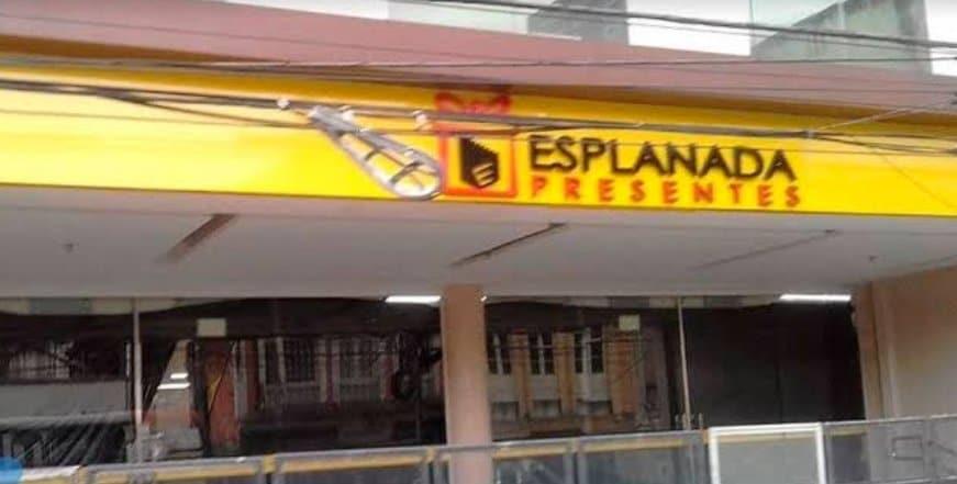 Nova loja da esplanada está contratando; Operador de loja, gerente, encarregado de loja, Conferente, segurança, Recepcionista & Operador de caixa