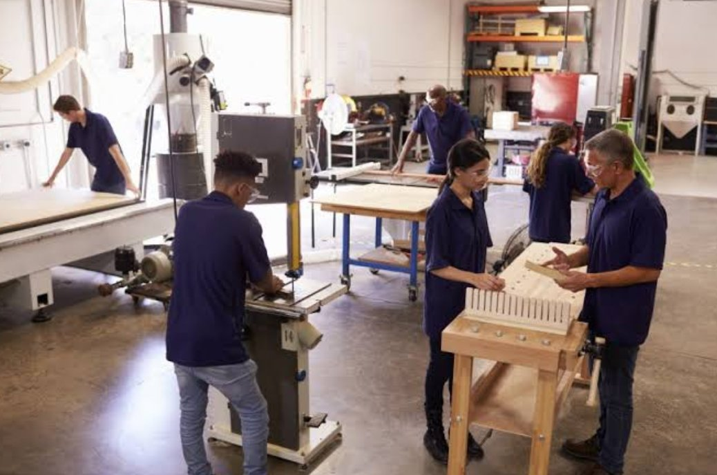 Auxiliar De Produção – Empresa De MDF