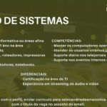 Rede Amazônica Abre processo seletivo para; Técnico de sistemas