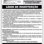Beconal construção naval da Amazônia Ltda contrata profissionais para seu setor de MANUTENÇÃO