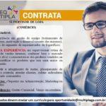 Ceteq Múltipla contrata; Supervisor de loja (Comércio)